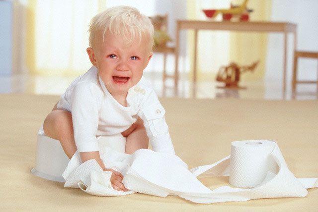 Может ли быть геморрой у новорожденных младенцев?