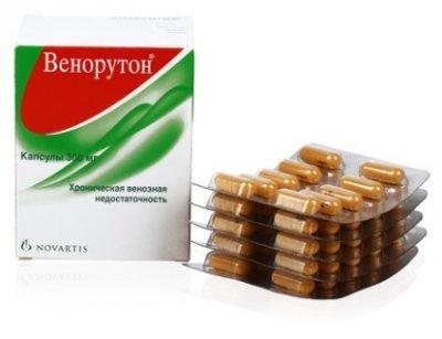 Обзор лучших венотоников для лечения геморроя
