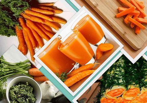 Морковный компресс от геморроя