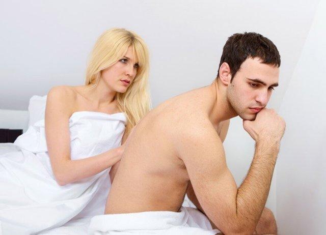 Как геморрой может влиять на потенцию мужчины?