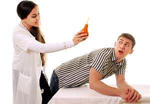 Антисептическая примочка от геморроя с фурацилином