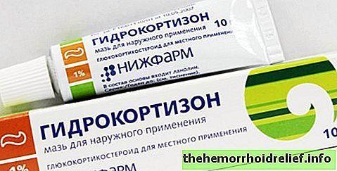 Гидрокортизоновая мазь при лечении геморроя: инструкция по применению