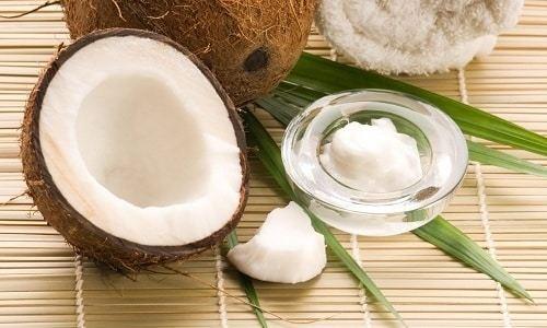 Как лечить геморрой кокосовым маслом?