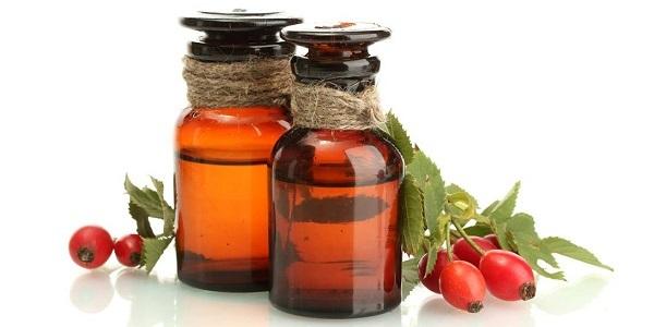Шиповник для лечения геморроя: масло, настой и отвар, свечи и мазь