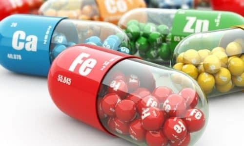Какие витамины необходимо принимать при лечении геморроя?