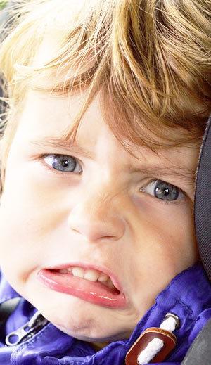 Причины появления запоров у детей