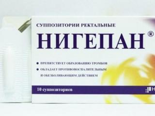 Эффективные свечи с гепарином для лечения тромбированного геморроя