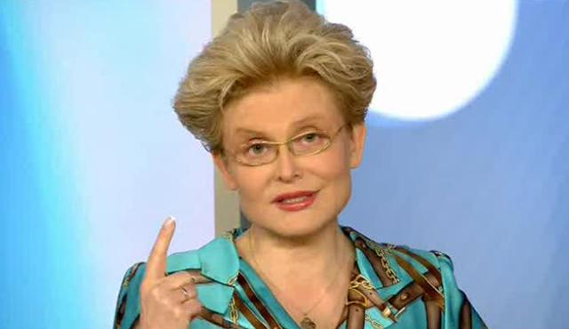 Видео с Еленой Малышевой про геморрой: о чем рассказывает популярная телеведущая