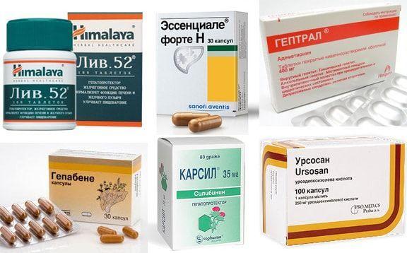 Препараты для чистки печени: недорогие и эффективные, список лучших лекарственных средств от шлаков и токсинов, для желчного пузыря, обзор отзывов
