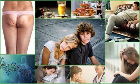 Целлюлит у подростков: причины появления, как избавиться в домашних условиях