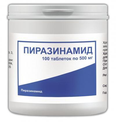 Таблетки от туберкулеза: обзор современных препаратов