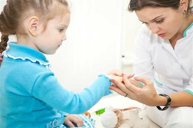 Грибок ногтей у детей: фото, симптомы, пути заражения, лечение и профилактика