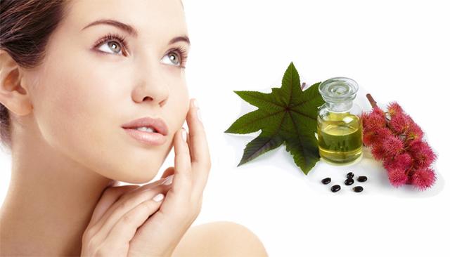 Касторовое масло для лица от морщин вокруг глаз и на других участках: как применять