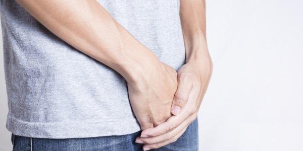 Ожог полового члена: виды и степени травмы, симптомы, первая помощь и лечение
