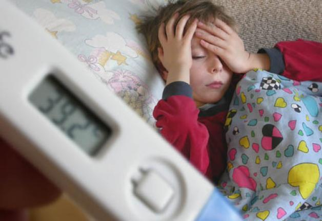 Как проявляется двусторонняя пневмония у ребенка
