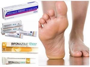 Грибок стопы: фото, симптомы, виды, лечение у взрослых аптечными и народными препаратами
