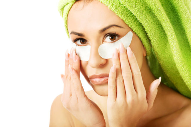 Маска с эффектом ботокса от морщин на лице и вокруг глаз: применение в домашних условиях