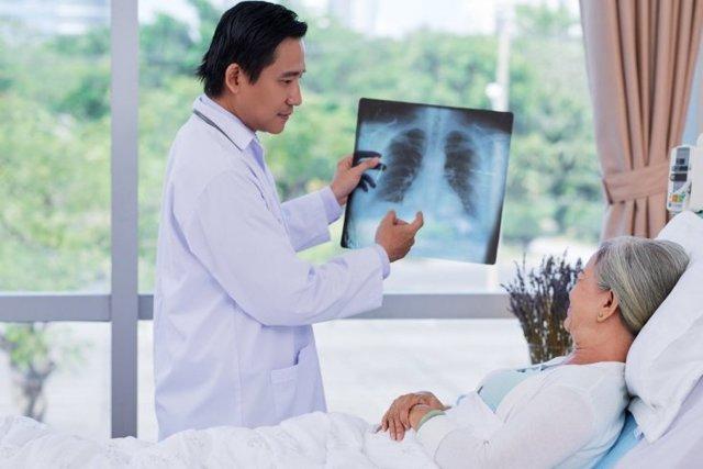 Когда возникает застойная пневмония
