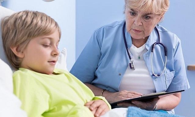 Трахеобронхит у детей: причины, симптомы и лечение