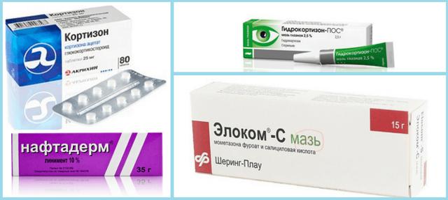Псориаз на глазах: симптоматика, лечение традиционными и народными средствами