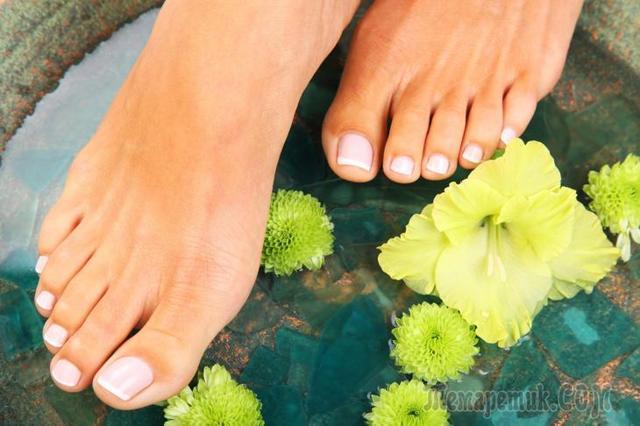 Лечение грибка ногтей в домашних условиях: самый быстрый способ и эффективные средства