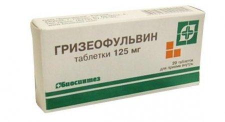 Таблетки от грибка ногтей: список не дорогих, но эффективных препаратов против онихомикоза