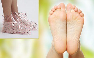 Носочки от натоптышей и мозолей: инструкция по применению, показания и противопоказания