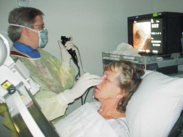 Можно ли заменить бронхоскопию на КТ при хроническом бронхите курильщика