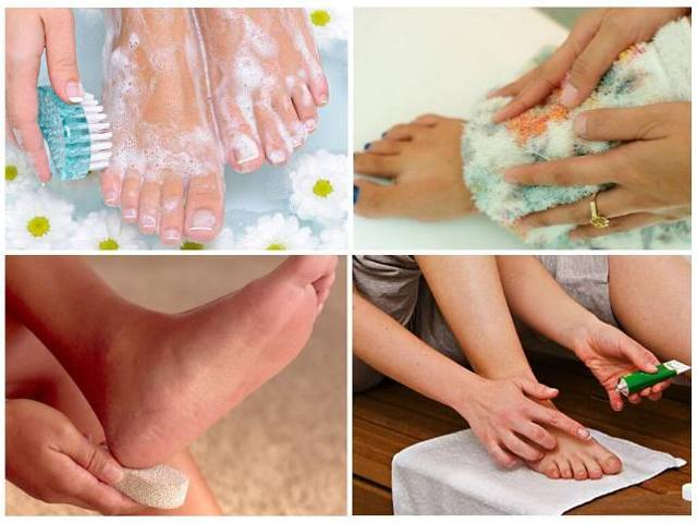 Профилактика грибка ногтей на ногах и микоза кожи: препараты и гигиенические процедуры