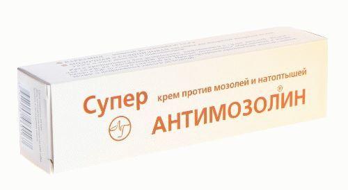 Чем обработать мозоль на ноге: препараты для обезболивания, устранения и дезинфекции