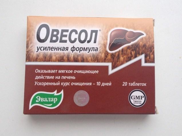 Овесол: краткая инструкция по применению таблеток и капель, лечебные свойства для печени, составы, польза и вред, обзор отзывов, аналоги и что из них лучше