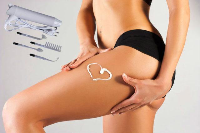 Дарсонваль от целлюлита: как применять в домашних условиях, особенности проведения процедуры