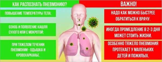 Лечение пневмонии народными средствами