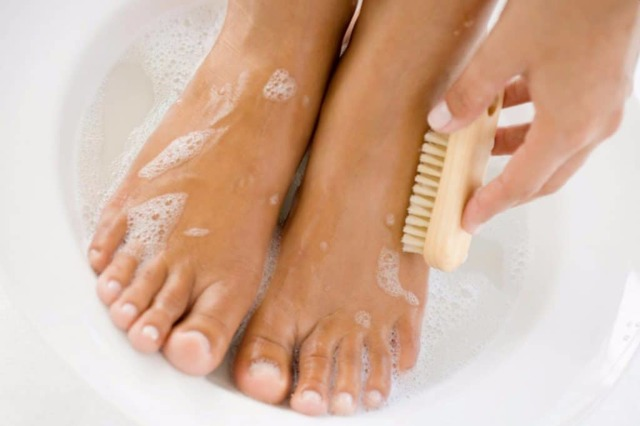 Соскоб на грибок с кожи и другие методы исследования для выявления дерматомикоза