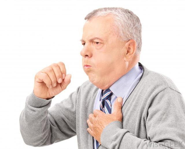Какой бывает кашель при пневмонии