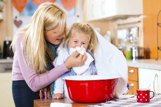 Острый бронхит у ребенка: симптомы и методы лечения