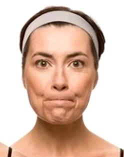 Кисетные морщины: как в домашних условиях эффективно избавиться от морщин вокруг губ