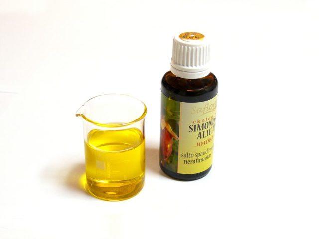 Масло жожоба для лица от морщин: особенности применения для кожи вокруг глаз