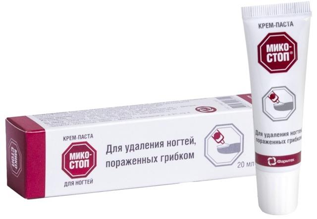 Микостоп от грибка ногтей и кожи: отзывы, цена, инструкция по применению, аналоги, противопоказания
