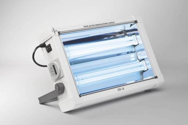 Лампа для лечения псориаза в домашних условиях: эффективность и особенности УФ-облучения