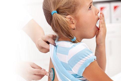 Как лечить бронхит без температуры у ребенка