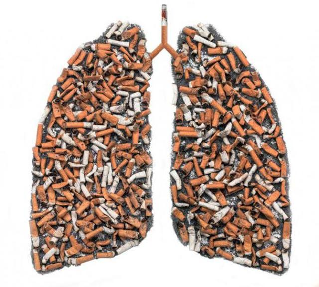 Легкие курильщика: характерные особенности