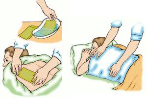 Как использовать горчичники при бронхите