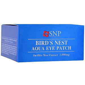 Патчи для кожи вокруг глаз: золотые, SNP,с экстрактом птичьих гнезд — обзор лучших средств средств от морщин