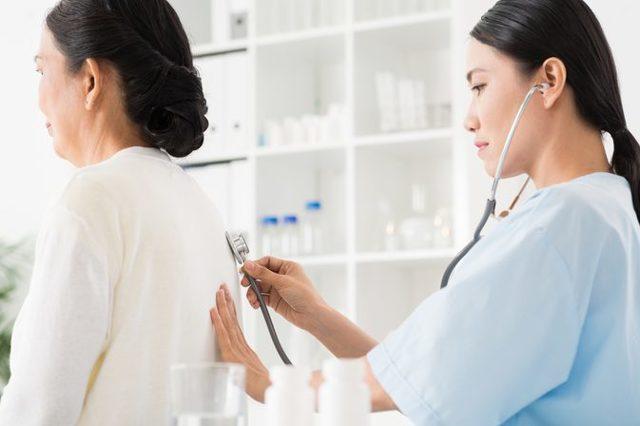 Правосторонняя верхнедолевая пневмония: особенности проявления заболевания